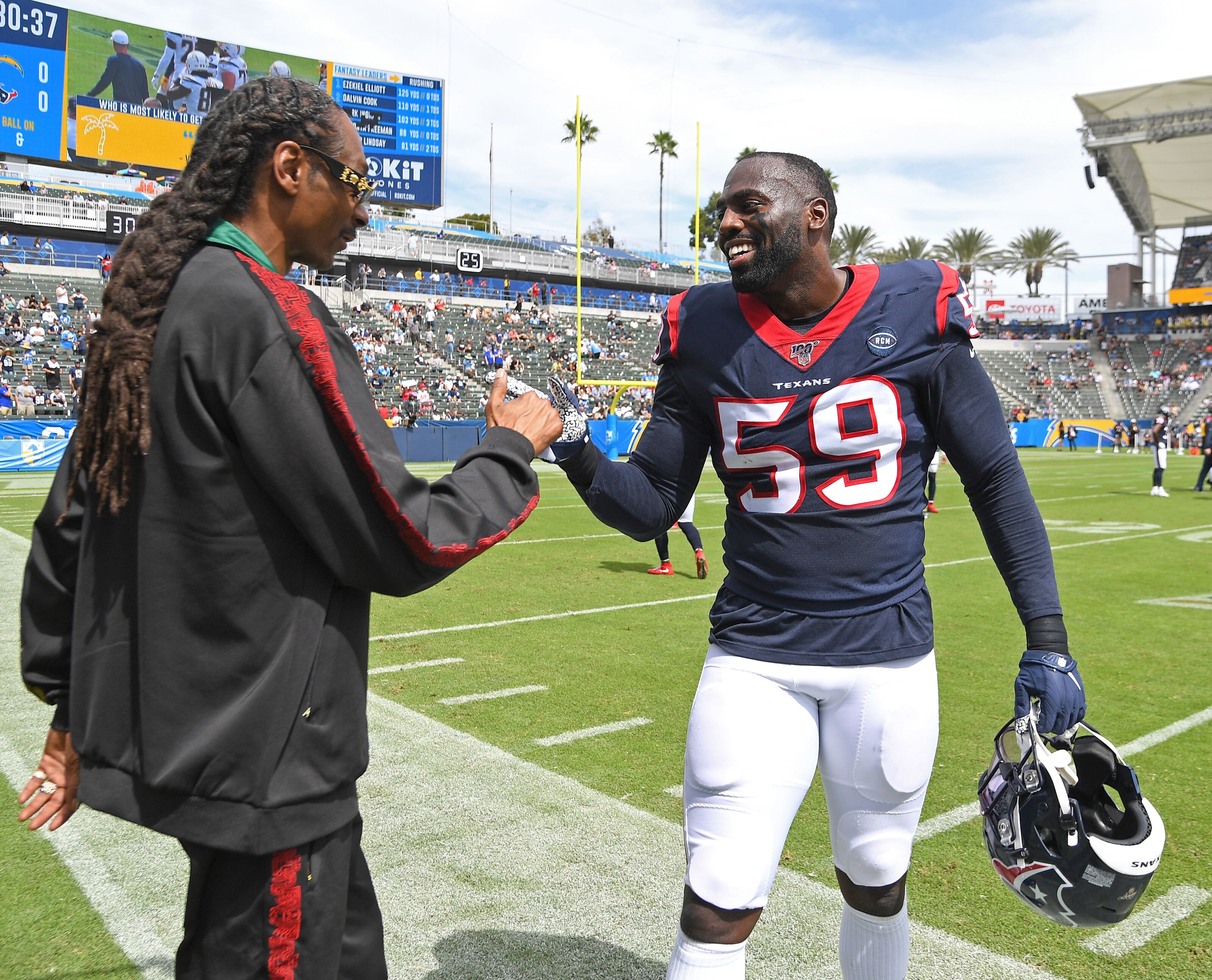 Houston Texans: 5 Takeaways from win over Chargers