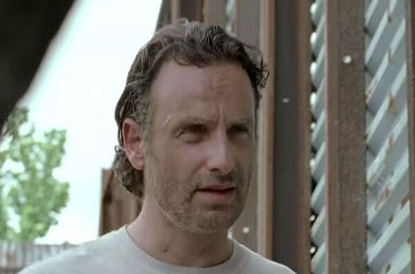 Rick Grimes, The Walking Dead - AMC