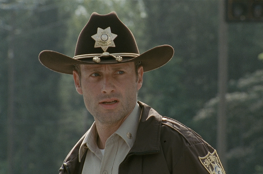 The Walking Dead almost happened without Andrew Lincoln dcefb02ad5e