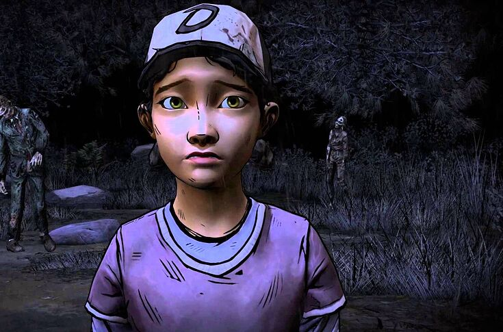 The Walking Dead Telltales 3rd Season Includes Clementine