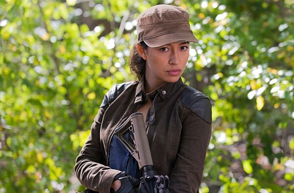 The Walking Dead The Significance Of The Name Rosita Espinosa