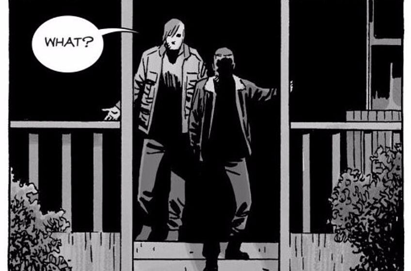 The Walking Dead Comic Review