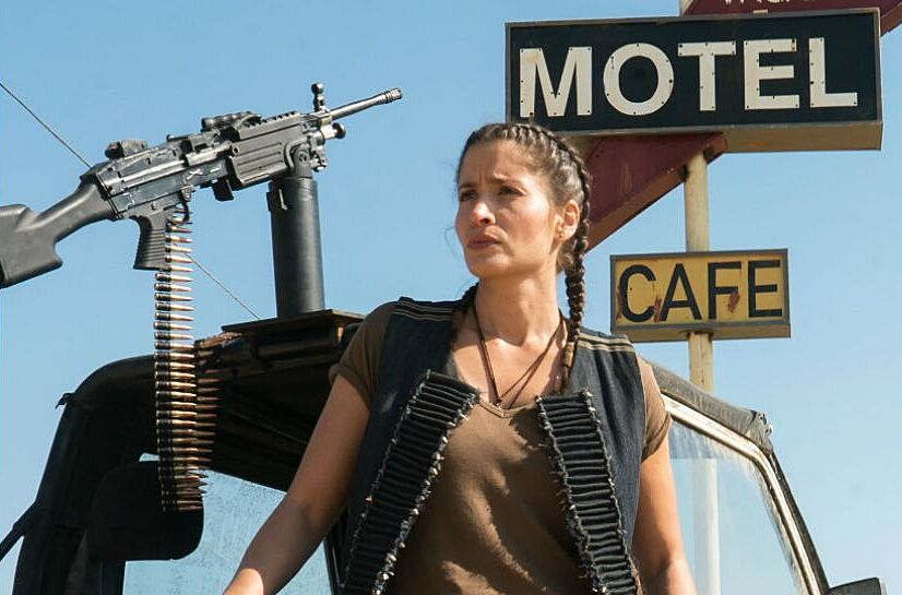 Fear the walking dead what 39 s next for ofelia salazar in - Ofelia salazar fear the walking dead ...