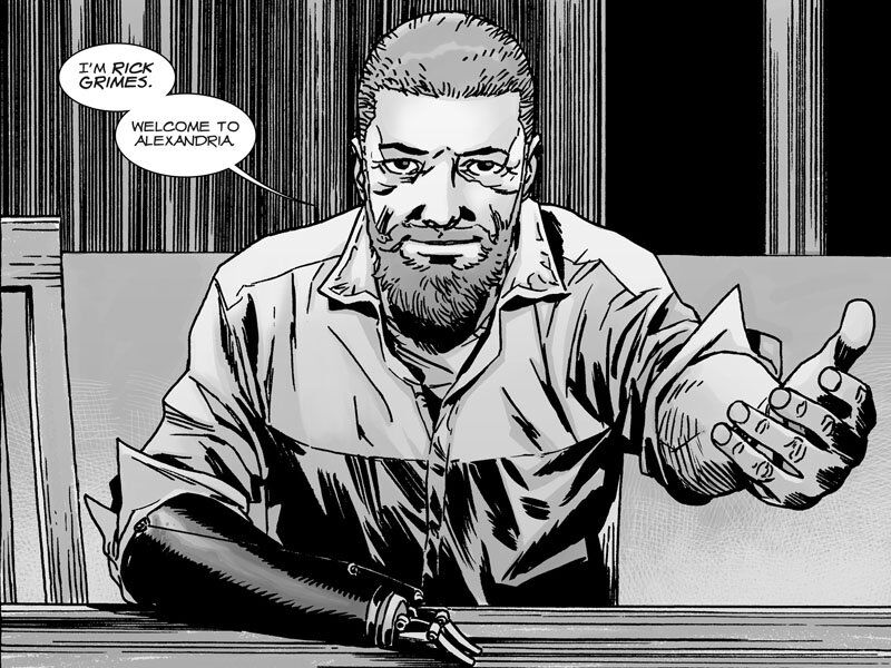 The Walking Dead comics lay out the timeline for next 'big big thing'