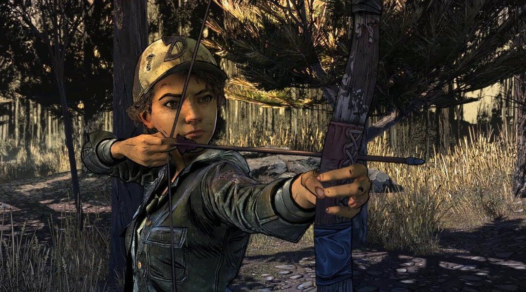 Image result for the walking dead final chapter game