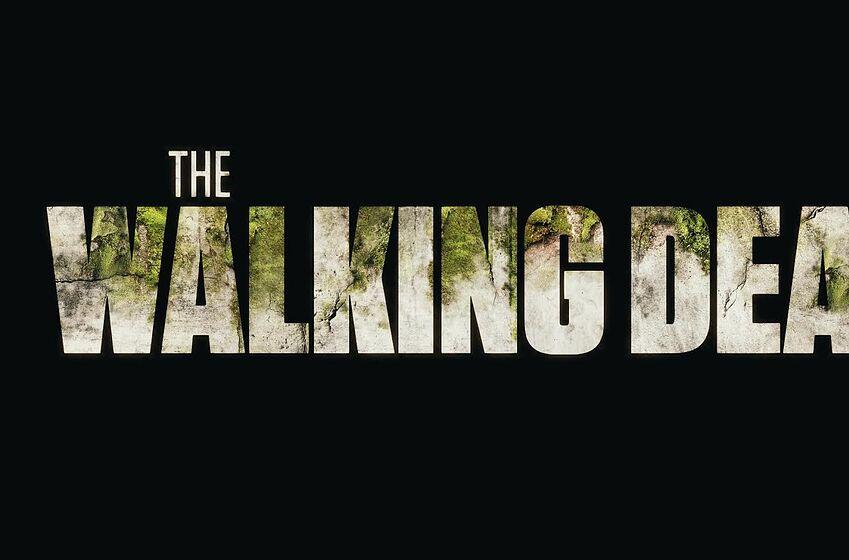 Logo de The Walking Dead saison 9 - AMC et Skybound