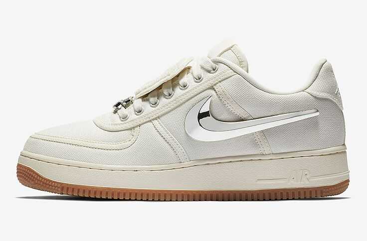 224dcb871375 Release Details  Where to cop the Nike AF-1 Low x Travis Scott