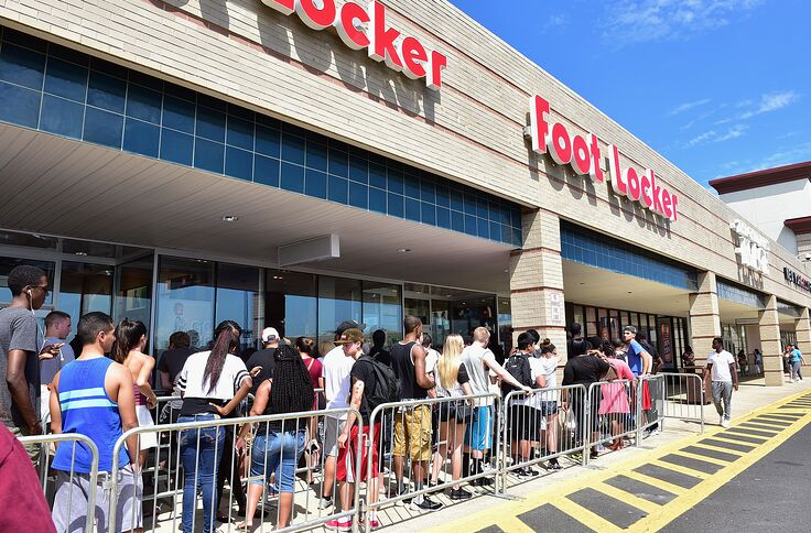 6fdd21fce0bf39 Foot Locker Invests in GOAT App for  100 Million - Under the Laces