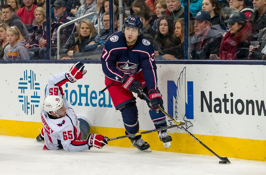 23d2e10b65e Columbus Blue Jackets Face Reigning Champion Washington Capitals