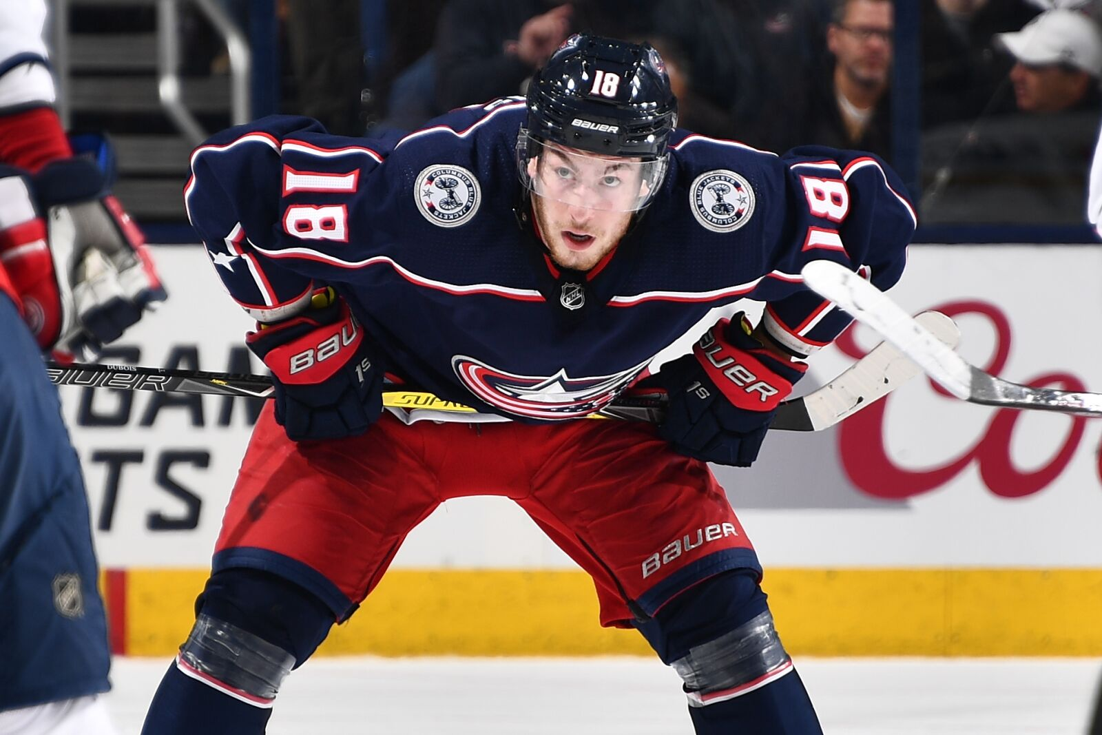 Columbus Blue Jackets How Good Can Pierre-Luc Dubois Be ...