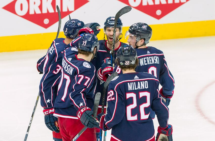 Columbus Blue Jackets Odds to Win Stanley Cup in 2018-2019 ce5cf0ba4