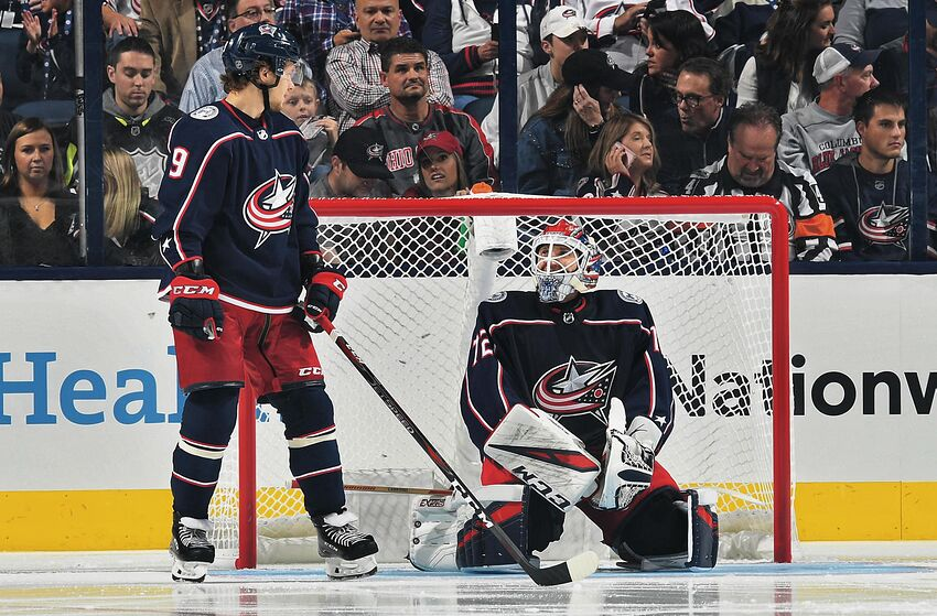 Columbus Blue Jackets  A Look into the Future without Bob and Bread ca596b66e