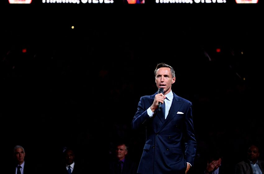 Steve Nash Ring Of Honor Tickets