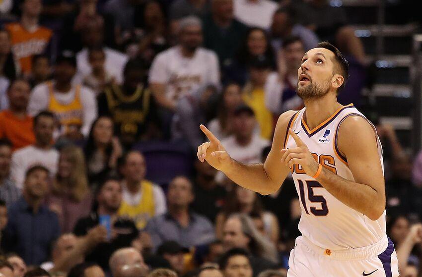f1e3a12ceae First half grades for Phoenix Suns  Ryan Anderson
