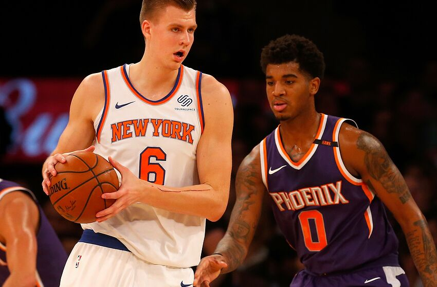 0451f5f5e0a Phoenix Suns should go all in for Porzingis if available  Valley of ...