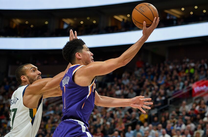 262448765587 Recap of Devin Booker s 59 point game for the Phoenix Suns