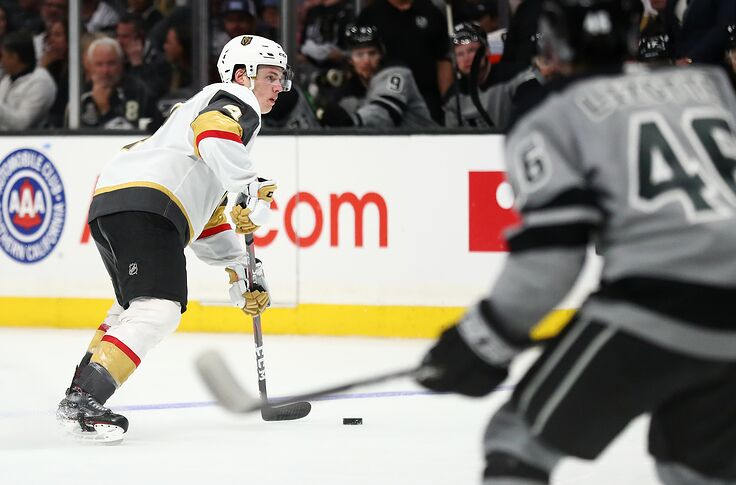 Vegas Golden Knights finally thrash out new deal with Jimmy