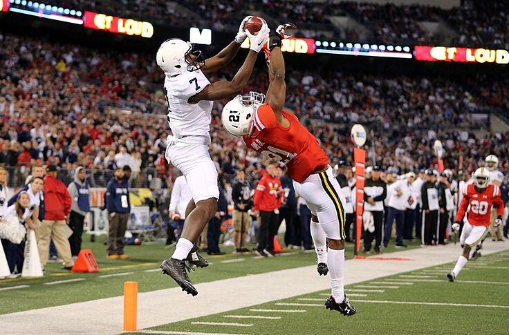 Penn State Football Wr Geno Lewis Transferring To Oklahoma