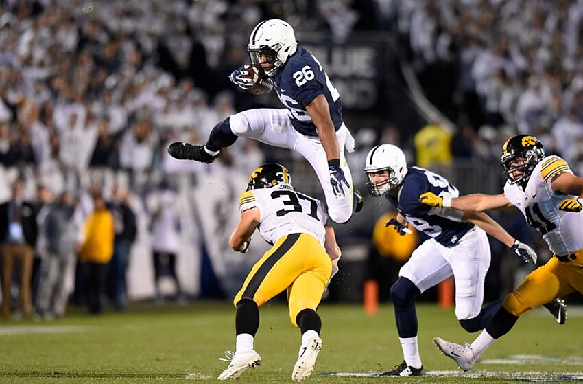Image result for penn state vs iowa 2016
