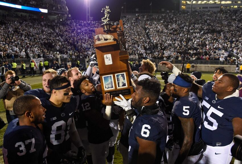 Big Ten Championship Game Stream >> Big Ten Championship Could Prove the CFP Committee to be a Farce