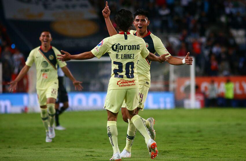 5aed89b42 Liga MX  Club America meets Cruz Azul in battle of 1 v 2 - Viva Liga MX