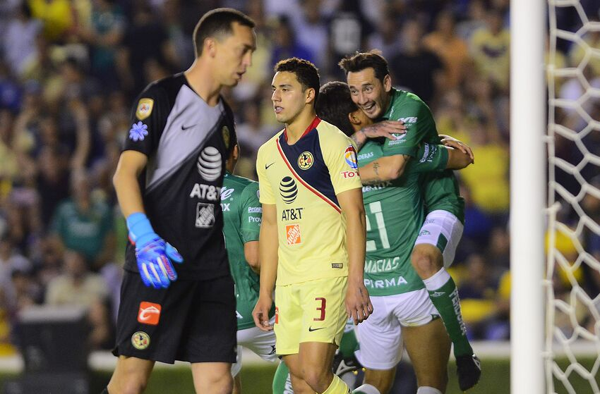 880cb47f6538 Leon poised to reach Liga MX final. Can America fight back