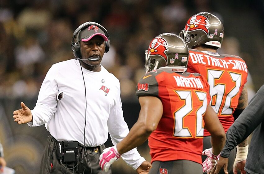 Could the bucs become nfc south contenders overnight for Mercedes benz tampa bay