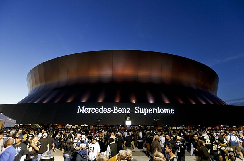 new orleans saints: mercedes-benz delivers big for heroes
