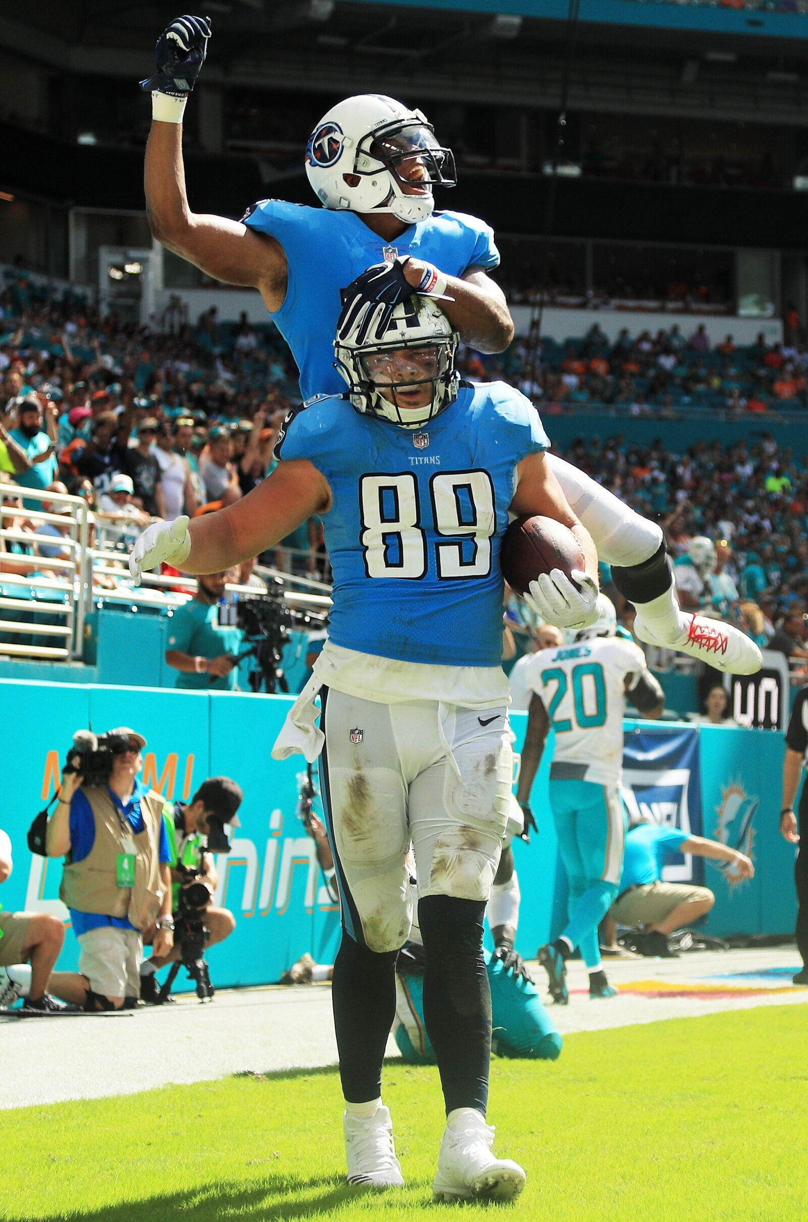Rishard Matthews: Let your red flags fly, but we'll pass
