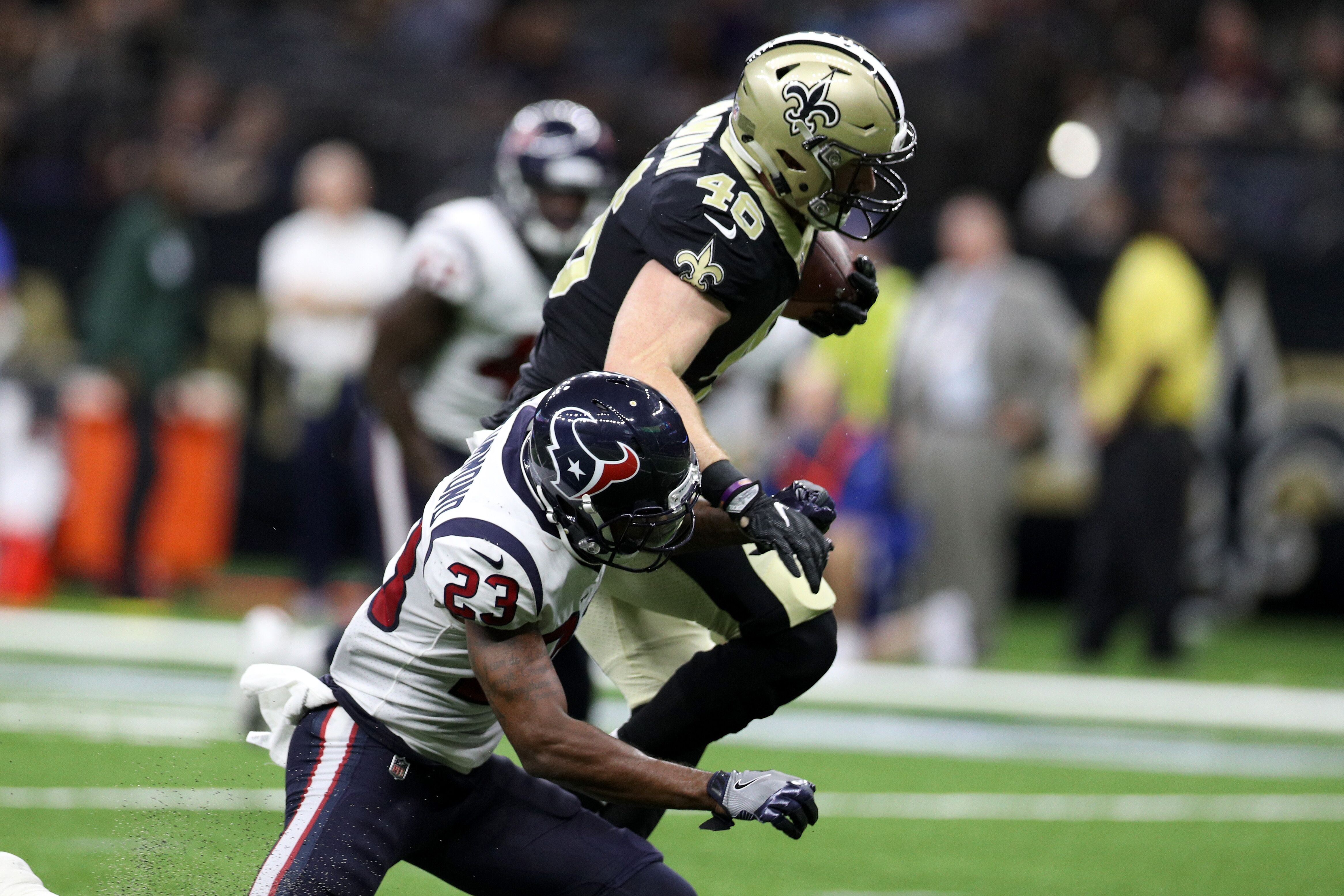 Saints, Braedon Bowman and the future of the AAF