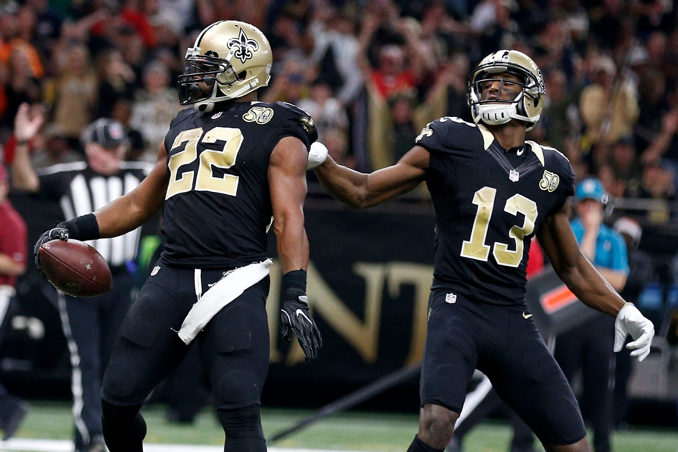 New Orleans Saints' running back by committee approach not working