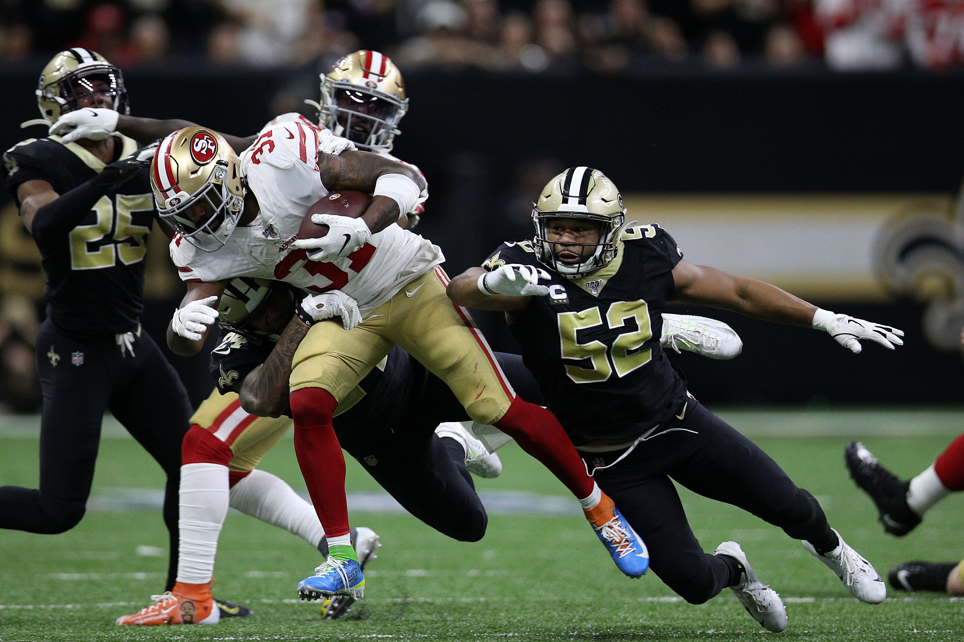 3 reasons why the New Orleans Saints lost to the 49ers