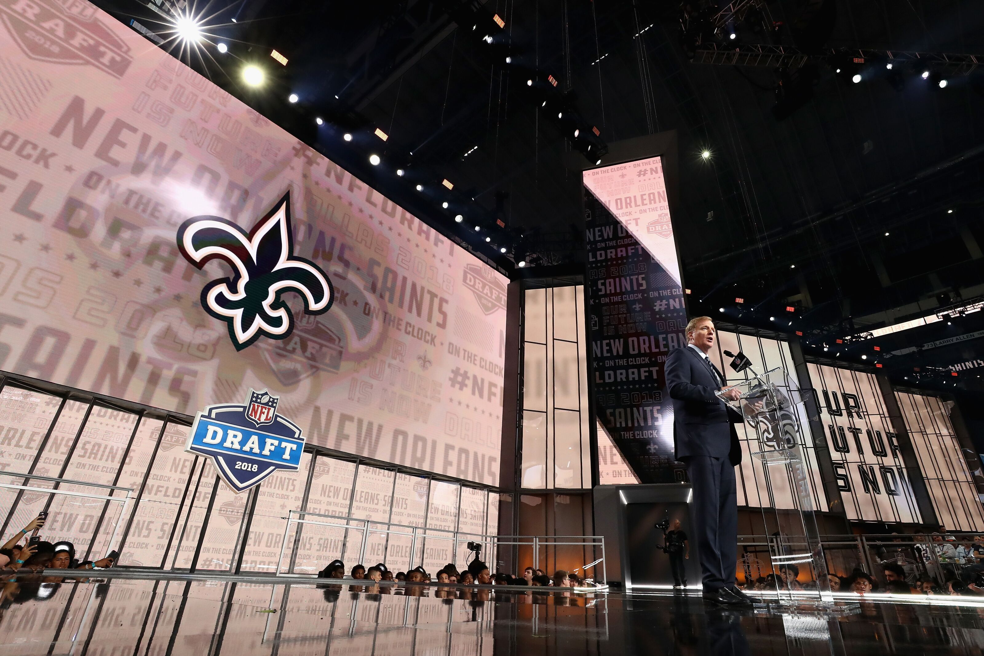 New Orleans Saints: 3 primary areas of focus for the 2020 NFL Draft