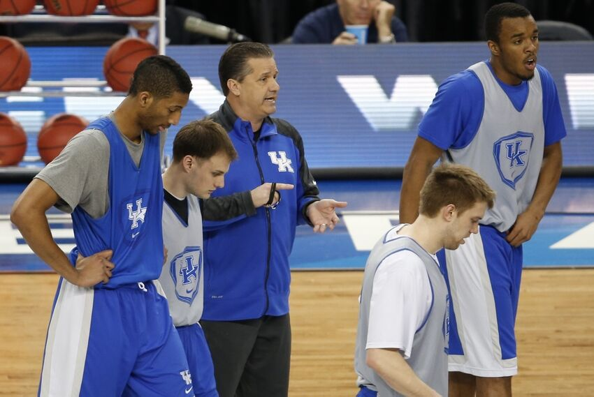 Uk Basketball: Kentucky Wildcats Basketball: Cats Practice To Be Televised