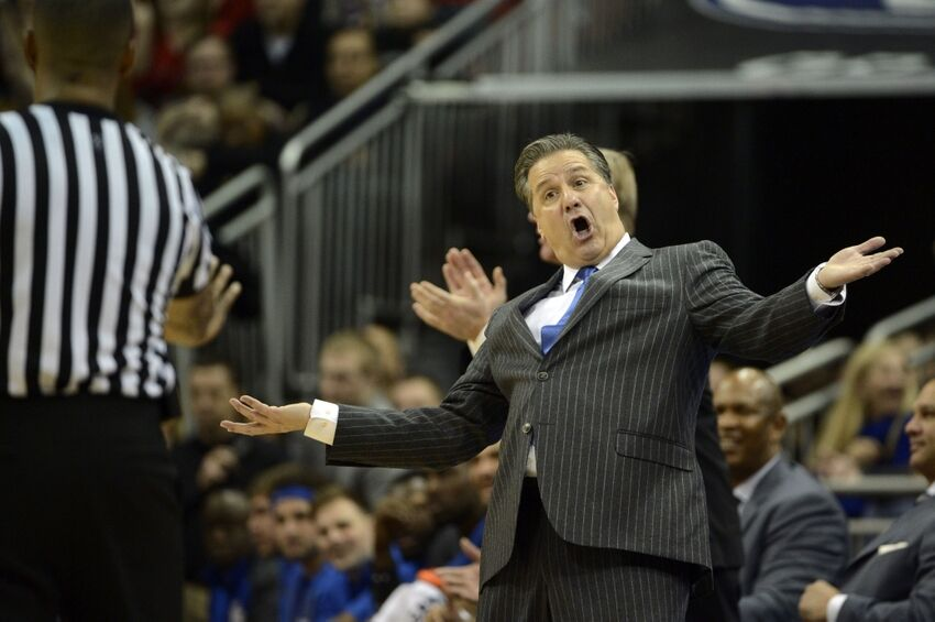 Uk Basketball: Kentucky Wildcats Basketball: One Of Four Remaining