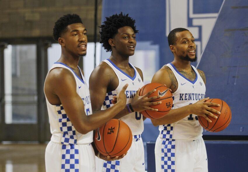 Malik Monk And De Aaron Fox Usa Today All Americans: Kentucky Basketball Named Preseason Favorite For SEC Crown