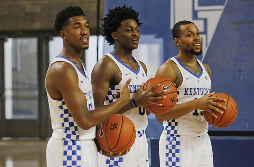 Kentucky Basketball 2016