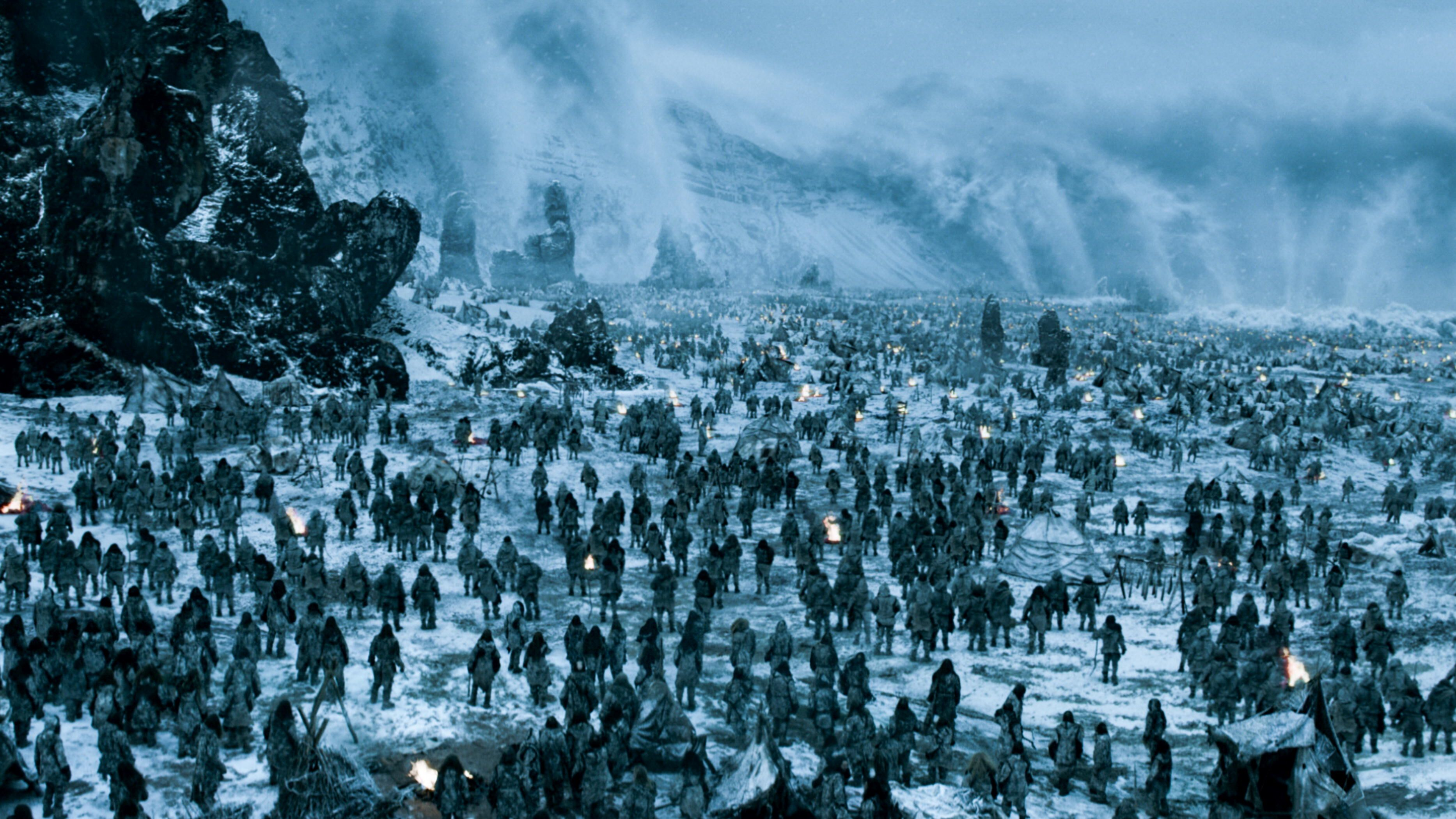 Are The White Walkers A Metaphor For Climate Change