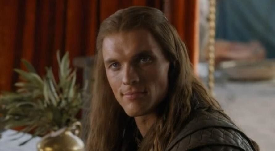 Ed Skrein talks about leaving the role of Daario Naharis ... Daario Naharis Daenerys
