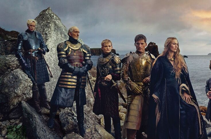 Image result for lannister family game of thrones