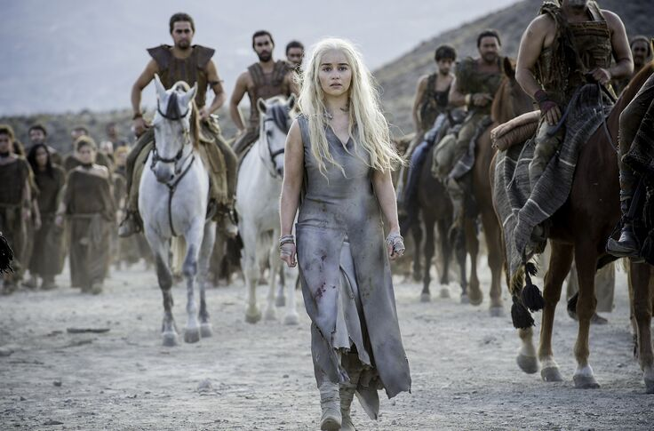Game of Thrones Season 6: Titles for Episodes 6 and 7