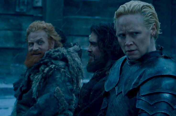 Who's your best couple of Game of Thrones, and who are you
