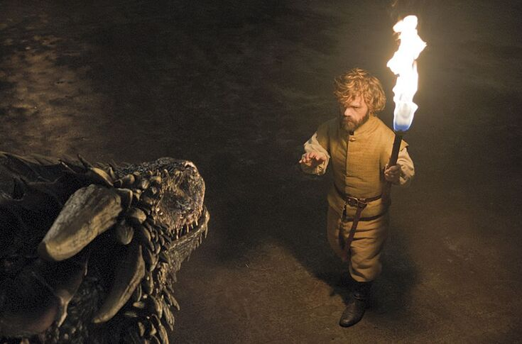 Is Tyrion Lannister actually a Targaryen?
