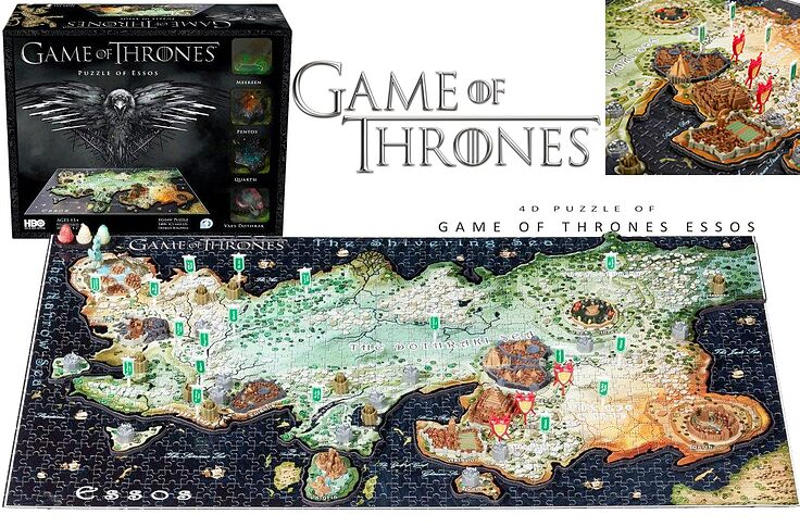 GoT merch: Spend quality time on Essos with this 1500+ piece ... on detailed map of westeros game of thrones, crown lands map game of thrones, google map game of thrones,