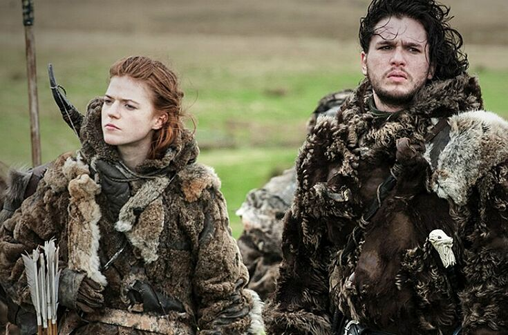 Kit Harington And Rose Leslie To Be Married By A Benedictine Monk
