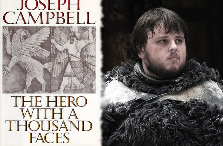 The Heros Journey In Game Of Thrones Samwell Tarly
