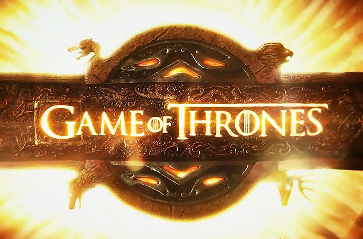 Scenes From The Game Of Thrones Series Wrap Party