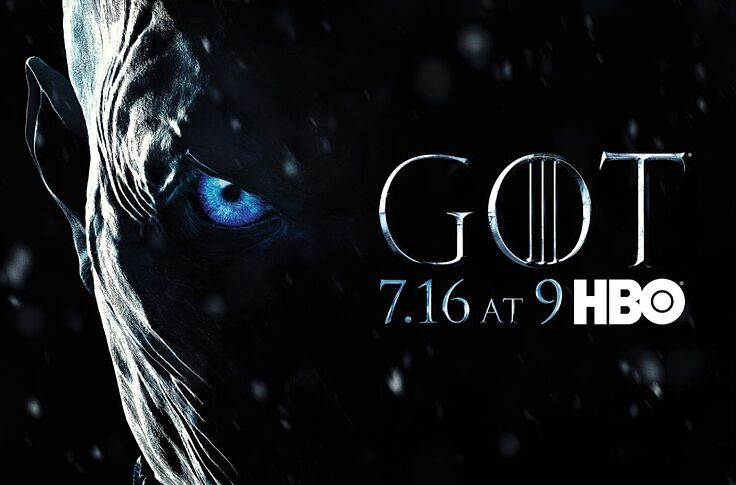 Hbo Releases The Official Poster For Game Of Thrones Season 7