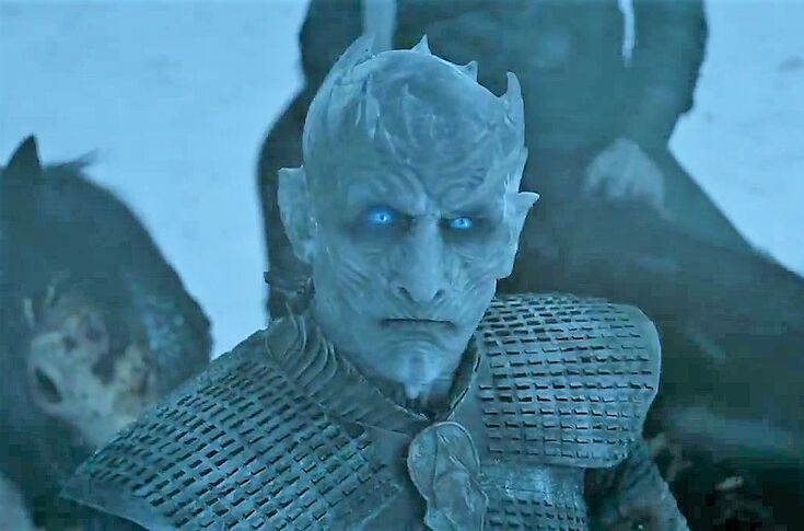 Night King talks up an epic action sequence in Game of