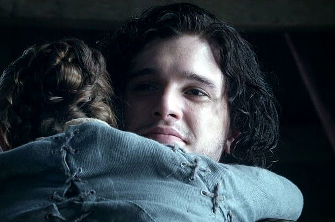 Jon And Arya Reunite In Another New Game Of Thrones Promo